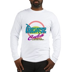 Guantanimo Bay (Gitmo) Long Sleeve T-Shirt