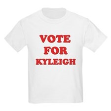 Vote for KYLEIGH T-Shirt