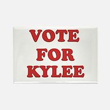 Vote for KYLEE Rectangle Magnet