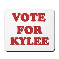 Vote for KYLEE Mousepad