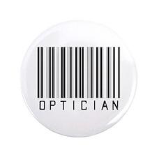 """Optician Bar Code 3.5"""" Button"""