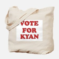 Vote for KYAN Tote Bag