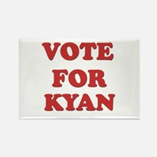 Vote for KYAN Rectangle Magnet