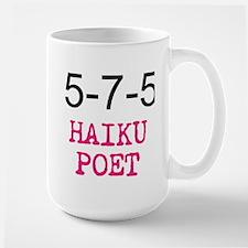 HAIKU POET Mugs