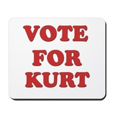 Vote for KURT Mousepad