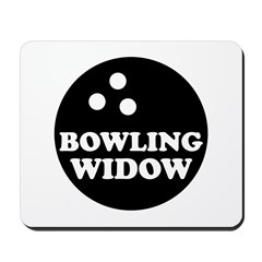 Bowling Widow Mousepad