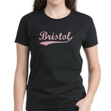 Vintage Bristol (Pink) Tee