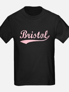 Vintage Bristol (Pink) T