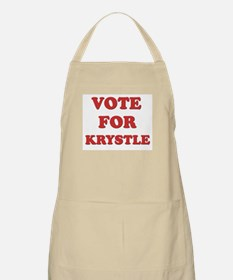 Vote for KRYSTLE BBQ Apron