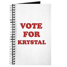 Vote for KRYSTAL Journal