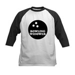 Bowling Widower Kids Baseball Jersey
