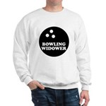 Bowling Widower Sweatshirt