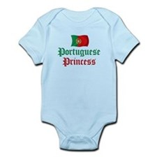 Portuguese Princess 2 Infant Bodysuit