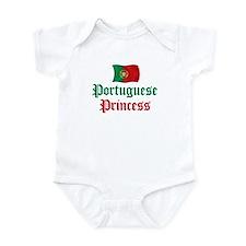 Portuguese Princess 2 Infant Bodysuit