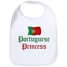 Portuguese Princess 2 Bib