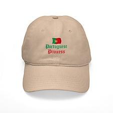 Portuguese Princess 2 Baseball Cap