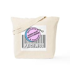 SUDDEN INFANT DEATH SYNDROME Tote Bag