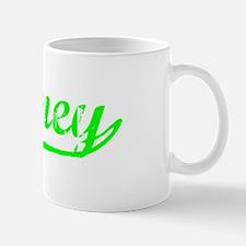 Vintage Downey (Green) Mug
