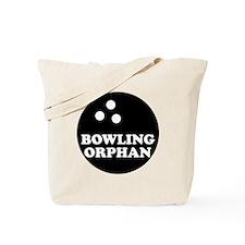 Bowling Orphan Tote Bag