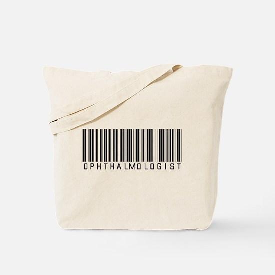 Ophthalmologist Barcode Tote Bag