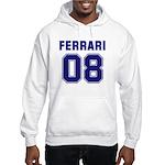 Ferrari 08 Hooded Sweatshirt