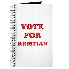 Vote for KRISTIAN Journal