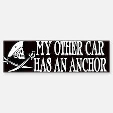 My Other Car Has An Anchor Bumper Bumper Bumper Sticker