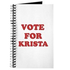 Vote for KRISTA Journal