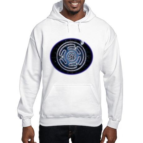 Celestial Hecate's Wheel Hooded Sweatshirt