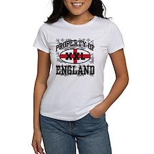 Property of England Tee