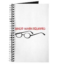 Epic Glasses Journal