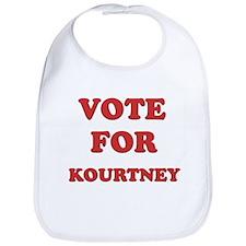 Vote for KOURTNEY Bib