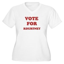 Vote for KOURTNEY T-Shirt