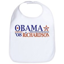 Obama Richardson '08 Bib