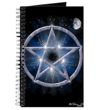 Celestial Pentacle Journal