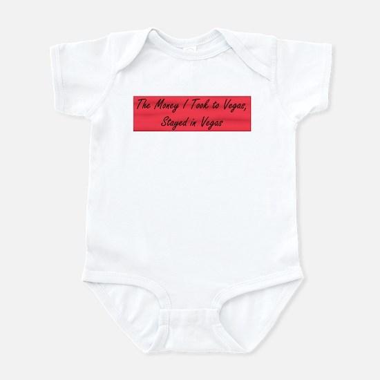 VegasMoney2 Infant Bodysuit