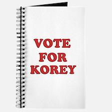 Vote for KOREY Journal