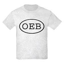 OEB Oval T-Shirt