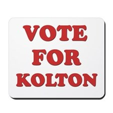 Vote for KOLTON Mousepad