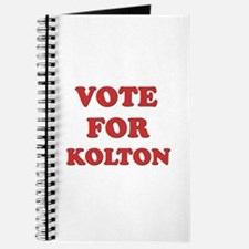 Vote for KOLTON Journal