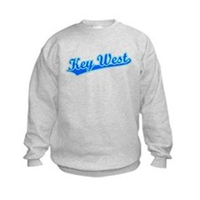 Retro Key West (Blue) Sweatshirt