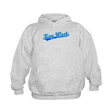 Retro Key West (Blue) Hoodie