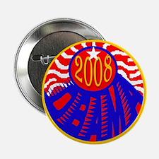 "OBAMA 2008 RWB 2.25"" Button"