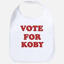 Vote for KOBY Bib