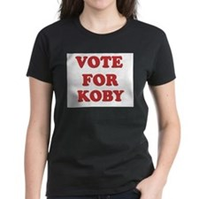 Vote for KOBY Tee