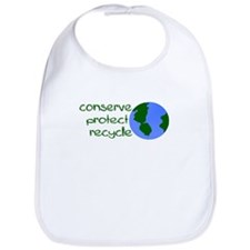 Conserve Protect Recycle Bib