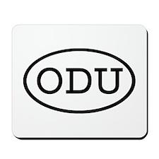 ODU Oval Mousepad