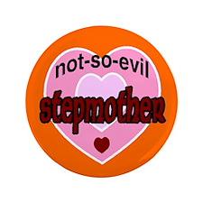 "Stepmother 3.5"" Button"