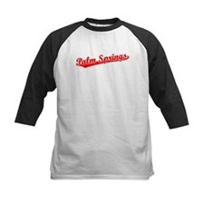 Retro Palm Springs (Red) Tee