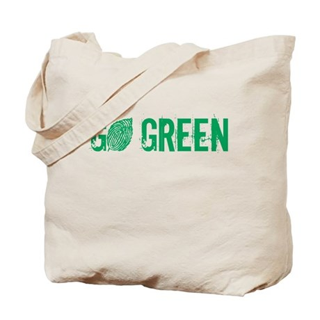 GO Green 2 Tote Bag